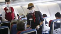 Uçakta korona virüs bulaşma riski oldukça düşük