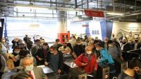 Mecidiyeköy-Mahmutbey Metrosunda seferler başladı