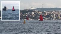 Galataport İstanbul, yat yarışları'nı Karaköy sahiline taşıdı