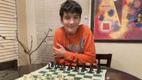 12 yaşındaki Türk çocuk, satrançta dünya genelinde ilk 100'e girdi