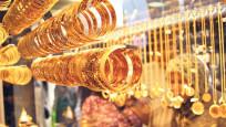 Gram altın 463 lira seviyelerinde