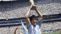Maradona'nın hayata vedasını dünya basını böyle gördü