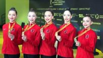 Dünya, Türk cimnastiğini konuşuyor