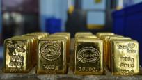 Altının kilogramı 438 bin liraya geriledi
