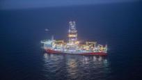 Fatih sondaj gemisi Türkali-1 kuyusunda sondaja başladı