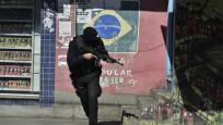 Brezilya'da seri banka soygunları