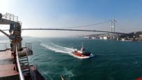 İstanbul Boğazı'nda gemi geçişleri durduruldu