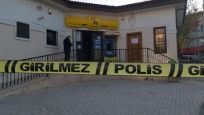 Bursa'da PTT şubesinde silahlı soygun