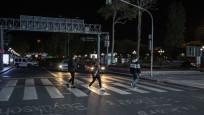 Türkiye genelinde hafta sonu sokağa çıkma yasağı başladı