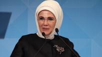 Emine Erdoğan'dan Kadın Hakları mesajı
