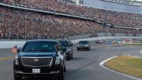Daytona 500 yarışlarında Trump sürprizi