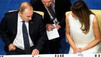 Çevirmenleri Putin'i anlattı! Çok şükür ki...