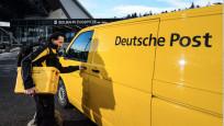 Alman posta devi Çin'e kargo göndermiyor