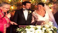 Cem Boyner'in kızı Elif Boyner evlendi