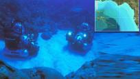 Bilim insanlarını şaşırtan olay! Okyanusun altında ortaya çıktı...