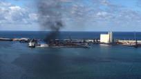 Hafter milislerinden Trablus Limanı'na roketli saldırı