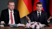 Macron: Fransa topraklarında Türk yasaları kabul edilemez