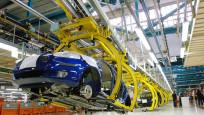 Sıfır otomobiller fabrikada üretilirken satılıyor