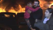 İstanbul'da gece yarısı büyük şok! Otomobilleri ateşe verdiler