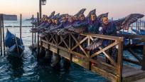 Venedik karnavalı korona yüzünden iptal oldu