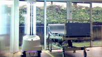 Korona virüsle mücadeleye yardım eden robotlar