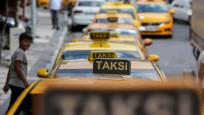 Taksicilerden ücretsiz taşıma