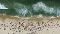 İklim değişikliği nedeniyle dünyadaki plajların yarısı kaybolabilir
