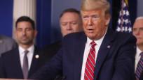 Trump korona önlemleri için süreyi nisan sonuna uzattı