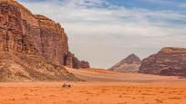 Dünyada Mars'a en çok benzeyen yer Rum Vadisi