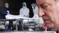 New York'ta korona virüsten her 2.9 dakikada bir insan öldü