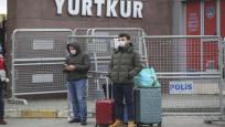 İstanbul'daki karantina yurtlarından tahliyeler başladı