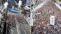 Tokyo Maratonu'nda korona virüs etkisi