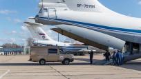 Rusya'dan ABD'ye tıbbi yardım