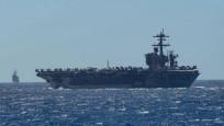 En az 100 asker! ABD'nin nükleer gemisinde korona şoku