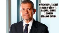 Akbank'tan Türkiye ekonomisine 560 milyon dolarlık taze kaynak