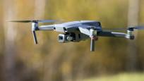 ABD polisinden drone önlemi: Havadan ateş ölçecek