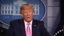 Trump: Maske yerine şal kullanın