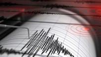 Van'da hafif şiddetli deprem