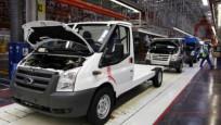 Ford Otosan üretim arasını 27 Nisan'a kadar uzattı