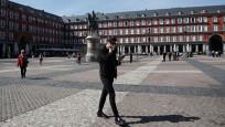 İspanya'da son 24 saatte 637 kişi hayatını kaybetti