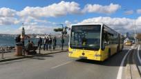 İstanbul'da toplu ulaşım kullanımında büyük düşüş