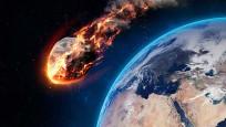 Küçük: Asteroidin dünyaya çarpma olasılığı yok