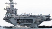 ABD'de uçak gemisi krizi istifa getirdi