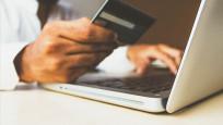 3 milyon kart ilk kez online alışverişte kullanıldı