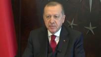 Erdoğan'dan flaş sözler: Tarihi fırsat için sizlere çok önemli görevler düşüyor
