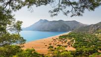 İngilizler seçti: Türkiye'de denize girilecek en güzel 10 yer