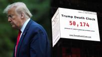 Trump'ın ölüm saatini astılar