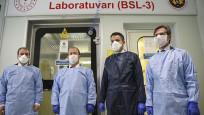Kovid-19 anti-serumu için virüsün hayvanlara verilmesine haftaya başlanacak