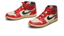 Michael Jordan'ın ayakkabılarına servet