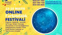 Tüm dünyaya online Farkındalık Festivali
